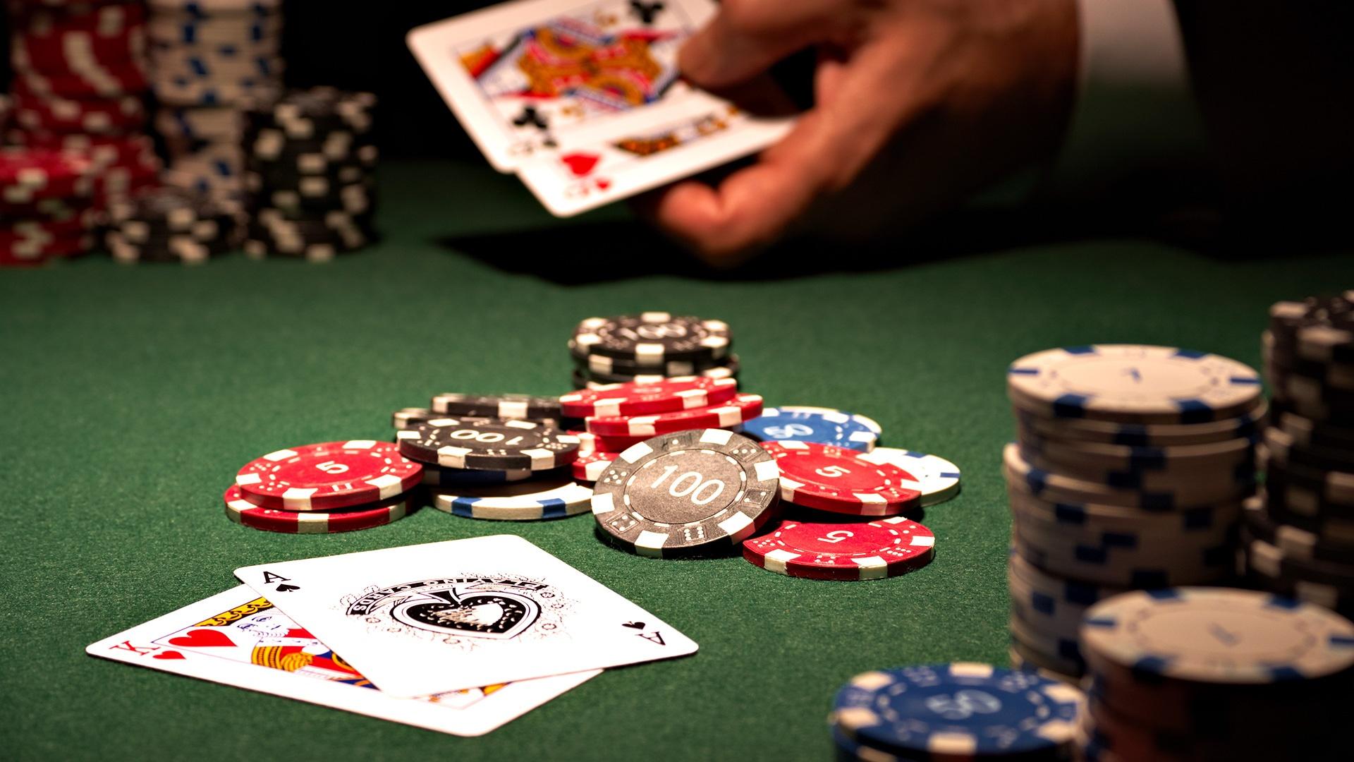 Legalized Casinos